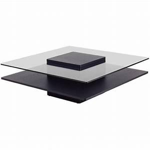 Table En Bois Carré : table basse carr en bois double plateaux dont achat vente table basse table basse carr ~ Teatrodelosmanantiales.com Idées de Décoration