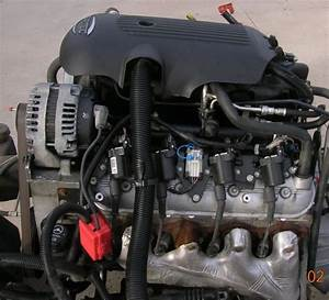 Gm 4 8l Engine  Gm  Free Engine Image For User Manual Download