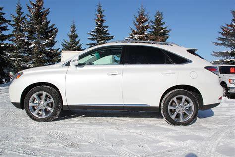 lexus chrome 2012 lexus rx350 awd ultra premium chrome wheels
