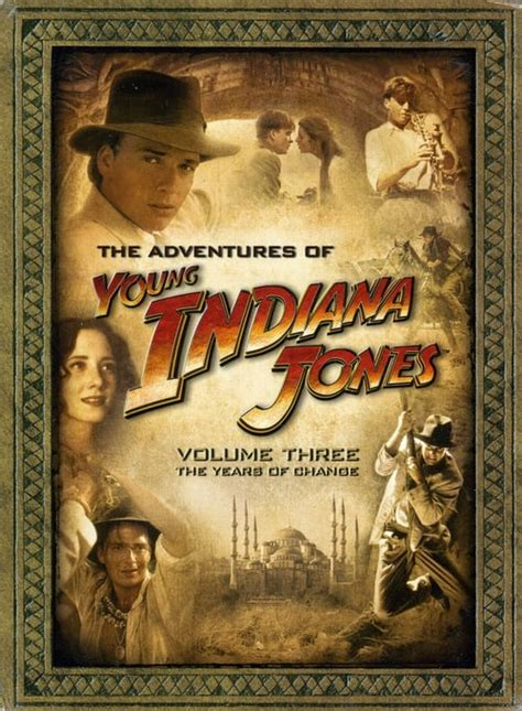 adventures  young indiana jones scandal