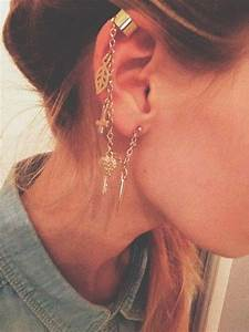 ear piercing ideas for women MEMEs