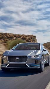 Jaguar I PACE Electric Sports Car 4K Wallpapers HD