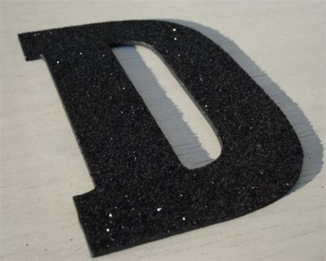 Items similar to nursery wall letters, monogram, nursery decor, upholstered letters, wooden letters, nursery letters, gray patterns with lavender letters on etsy. Decorative Black Glitter Wall Letters Decor....Cute. for kids room   Glitter wall, Letter wall ...