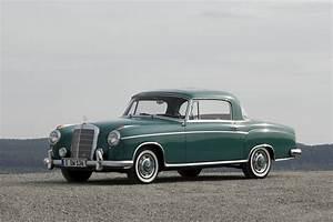 Coupe Mercedes : 1959 1960 mercedes benz 220 se coup ~ Gottalentnigeria.com Avis de Voitures