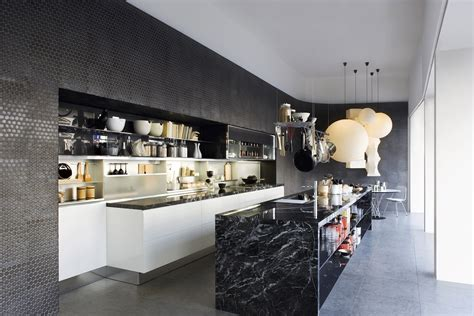 kitchen designs with island black marble kitchen island interior design ideas