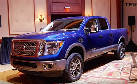 2016 Nissan Titan Xd Design Deep Dive From Sketch To