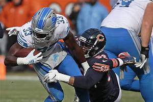 Thanksgiving Day Early Game Chicago Bears Detroit Lions