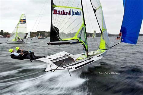 49er Apparent Wind Sailing