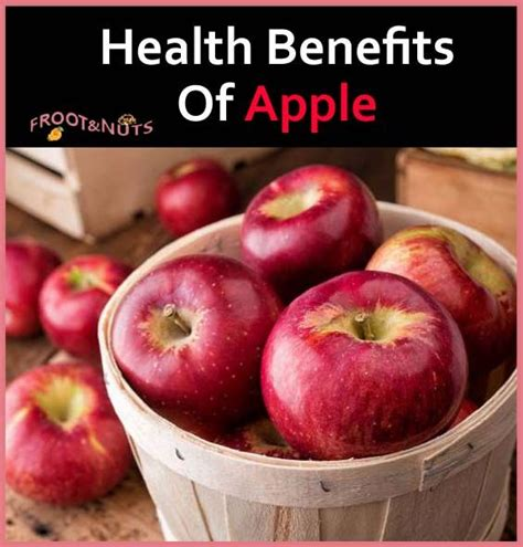 Health Benefits Of Apples in 2020 | Apple health benefits ...
