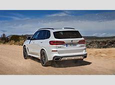 New BMW X5 fourthgen premium SUV is here CAR Magazine
