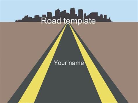 roads template