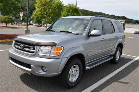 Find Used Toyota Sequoia Sr5 Suv All Wheel Drive4.7l No