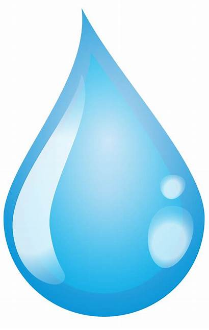 Drop Water Clipart Illustration Drops Waterdrop Single