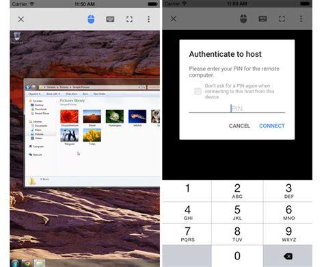 baixar o desktop remote do google