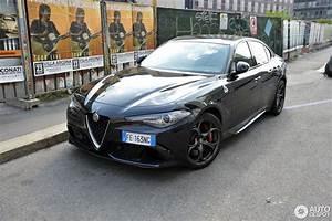 Alfa Romeo Giulia 2016 : alfa romeo giulia quadrifoglio 29 july 2016 autogespot ~ Gottalentnigeria.com Avis de Voitures