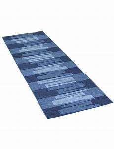 tapis de couloir nuovo bleu With tapis couloir avec canapé diva soldes