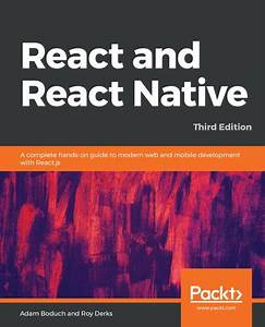 React And React Native  A Complete Hands