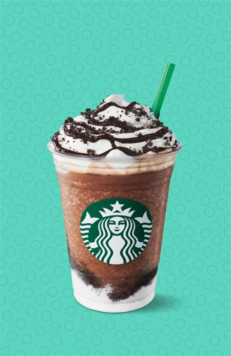 If you love the taste of coffee crisp chocolate, this frappuccino is a must try! Starbucks new summer food and drink menu hits stores nationwide today - Starbucks Stories