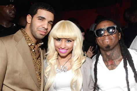 Whatttttt? Drake Reunited With Nicki Minaj And The