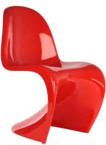 designer chair panton verner furniture design here now the list