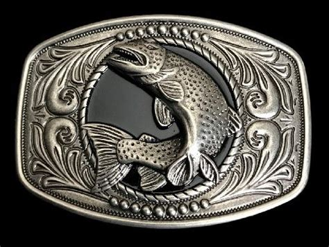 63 Best Ideas About Fishing Belt Buckles On Pinterest