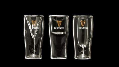Cocktail-themed Beer Glasses