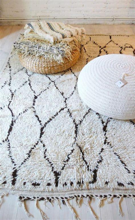 la magie du tapis marocain en
