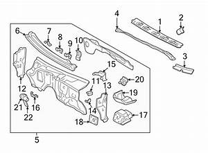 Gmc Sonoma Clutch Pedal Bracket  Cab  Cowl  Extended