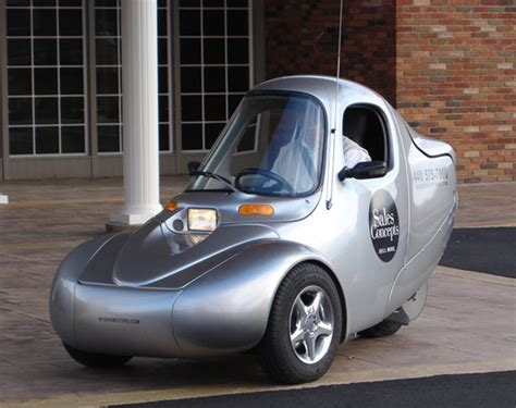 Electric And Gas Cars by No More Gas Personal Electric Vehicle