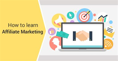 learn marketing how to learn affiliate marketing a beginner s guide