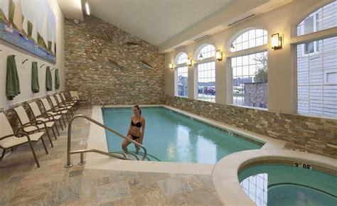 Residential Indoor Pool Designs Modern House Floor Plans