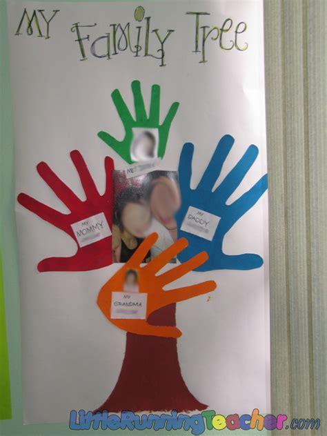 family tree in preschool 194 | Family Tree6
