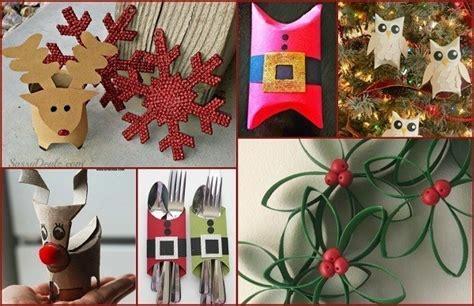 christmas things to make at home 20 fantastic things to make with paper rolls this christmas