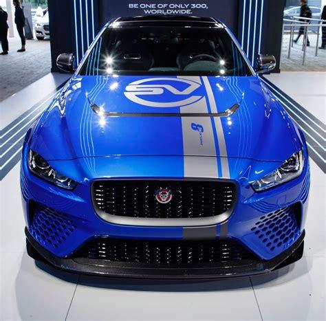 Jaguar Xe Svr Project 8 0 To 60 Mph