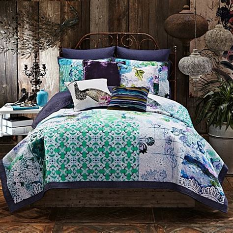 tracy porter bedding tracy porter 174 poetic wanderlust 174 ardienne reversible quilt bed bath beyond