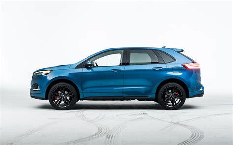 ford edge titanium comparison ford edge titanium 2019 vs jeep