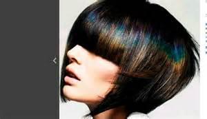 Oil Slick Hair Images