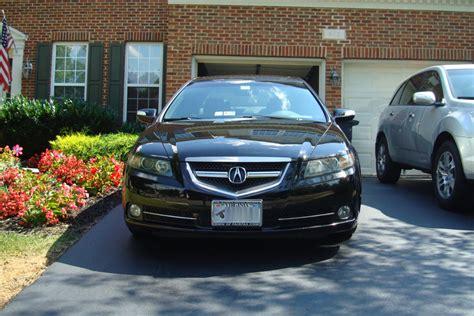 07 Acura Tl For Sale by Closed 07 Acura Tl Type S Black Va 52k 17500