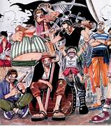 Un jour o   les pirate...One Piece Shanks Crew Bounty