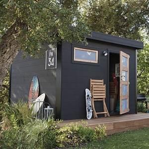 support abri de jardin maison design wibliacom With piscine en bois leroy merlin 7 abri de jardin comment bien le choisir marie claire