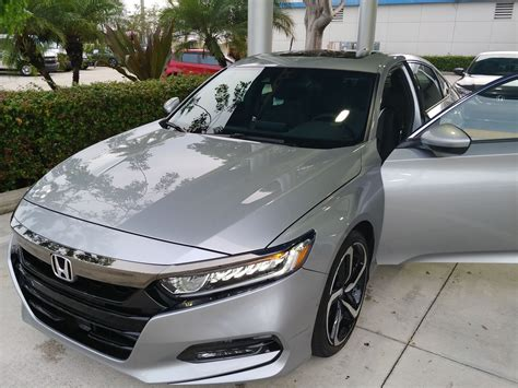 2022 honda accord sport 2.0t seeing the success of nearly 45 years of the existence of the honda accord, honda built a reputation as a safe, reliable, and strong vehicle. Honda Accord Sport 2.0t 2019 - Private Lease Transfers ...