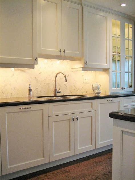 transitional kitchen benjamin moore cloud white custom