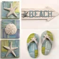 Wood Starfish Wall Decor beach decor fun artistic wood and metal sculptures