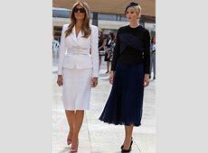 Lo stile di Ivanka e Melania Trump è sfida Vogueit