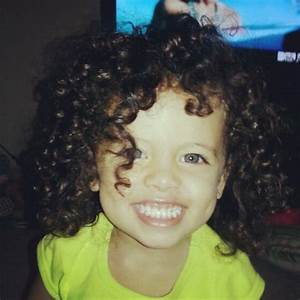 Biracial Curly Hair | mixed babies # black # blue eyes ...