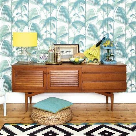 modeles de papier peint tropical  exotique