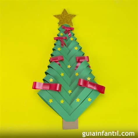 193 rbol de navidad con cartulina manualidades infantiles