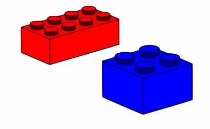 Lego Clipart Svg Bricks Brick Building Silhouette