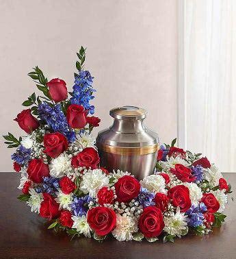 cremation flowers wreaths urn flowers arrangements