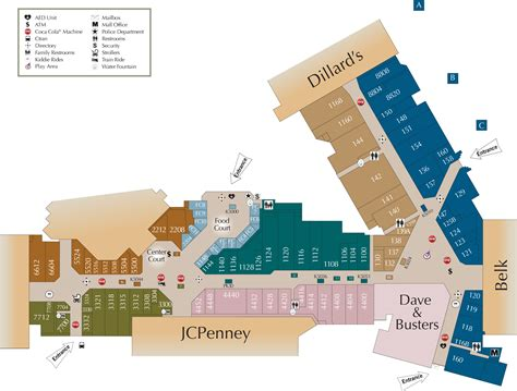 Kitchen Store Cary Towne Center by Mall Directory Cary Towne Center